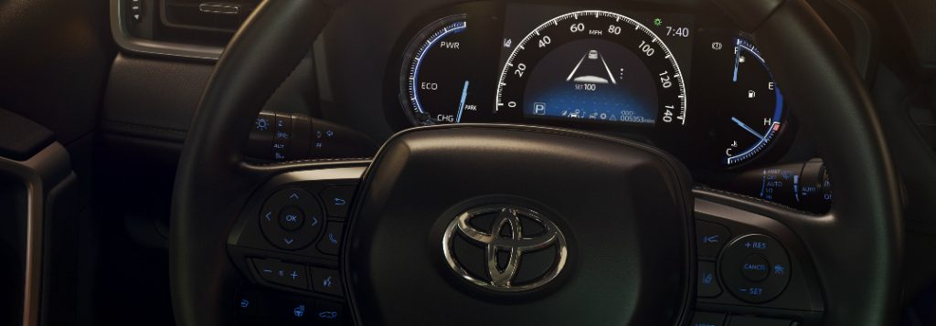 How To Reset The Toyota Maintenance Required Light