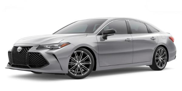 2019 Toyota Avalon in Celestial Silver Metallic