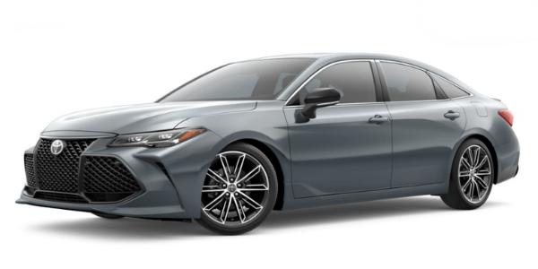 2019 Toyota Avalon in Harbor Gray Metallic