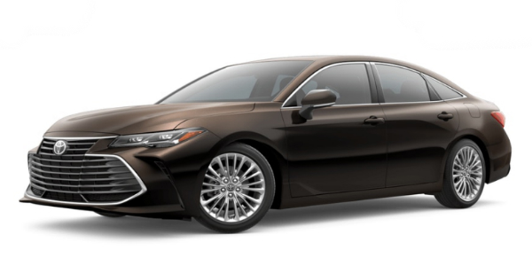 2019 Toyota Avalon in Opulent Amber