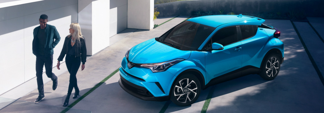 2019 Toyota C Hr Exterior Paint Color Options Ackerman Toyota