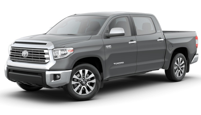 2019 Toyota Tundra in Cement