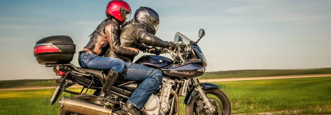 Is it legal to ride a motorcycle without a helmet in Missouri?