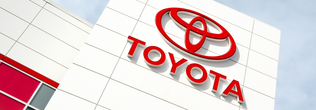 Toyota Emblem Outside