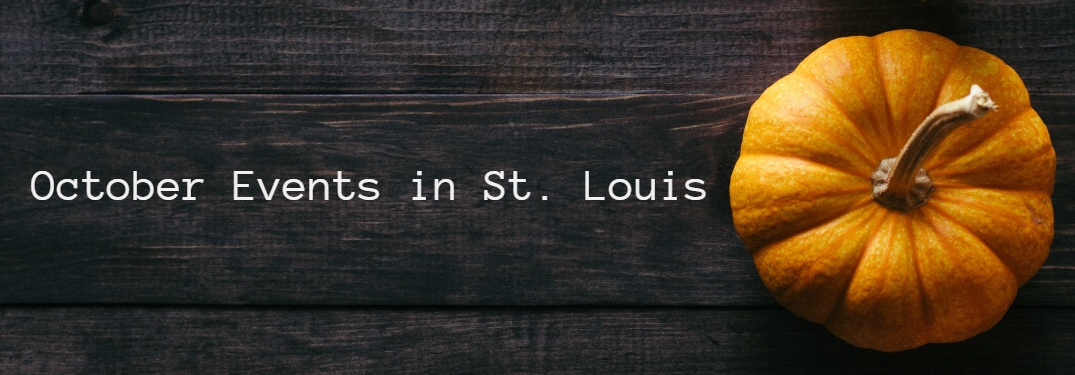 St. Louis festivals and events in October