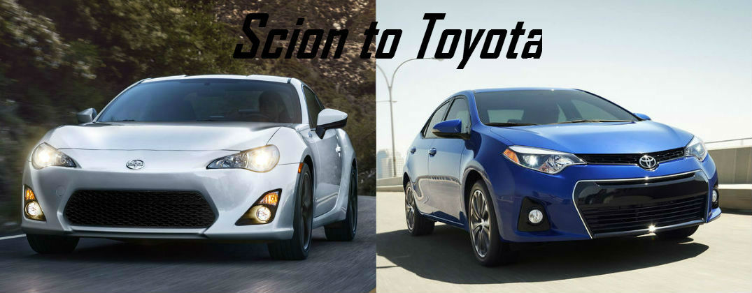 ... Which Scion Models Will Join The Toyota Brand At Gale Toyota Enfield CT  Scion
