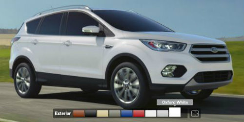 blog white platinum o gold colour escape options ford