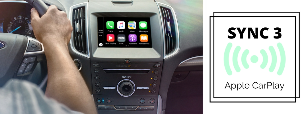 how to use sync 3 apple carplay. Black Bedroom Furniture Sets. Home Design Ideas