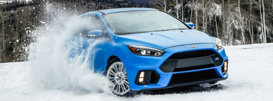 Ford Focus RS AutoGuide.com 2017 Car of the Year
