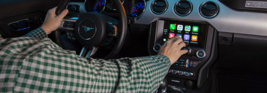 Can you upgrade an old Ford F-150 to Apple CarPlay