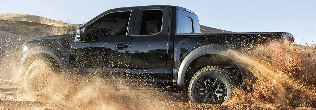 Why buy the 2017 Ford F-150 Raptor