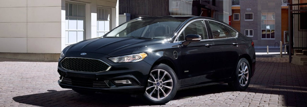 Ford Global Window System 2017 Fusion