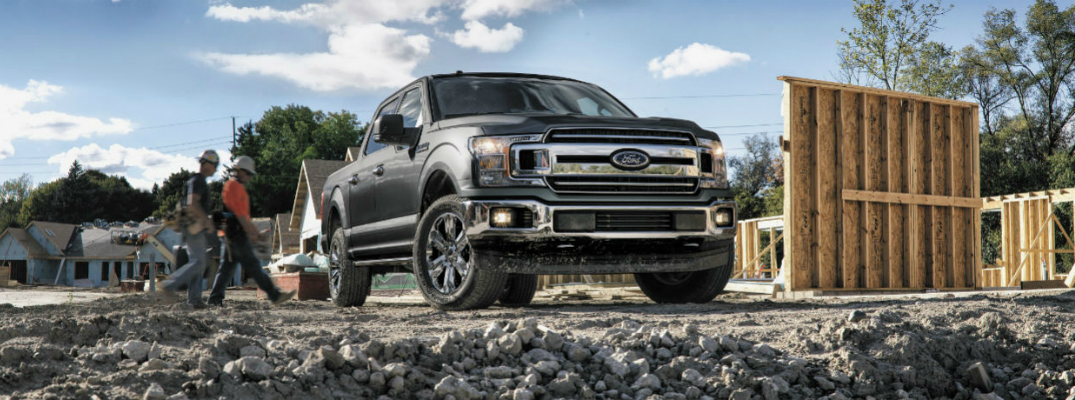 Engine options and towing capacity of the 2018 ford f 150 for Ford f150 motor options