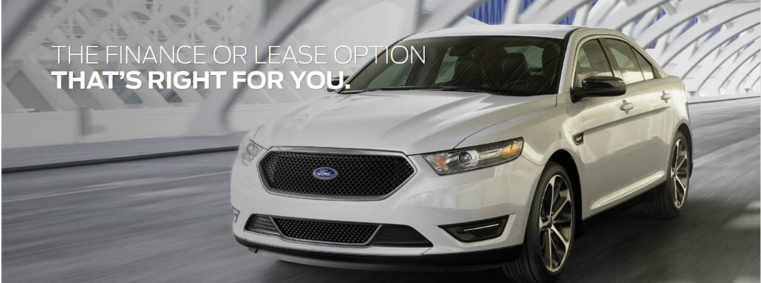 Financing Options Provided by Ford Canada