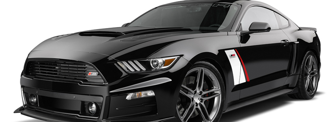 Differences Between Roush Performance Stages and Phases Mustang