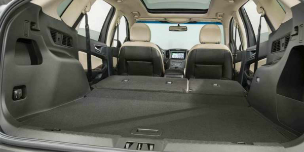 What Is The Cargo Capacity Inside The 2018 Ford Edge