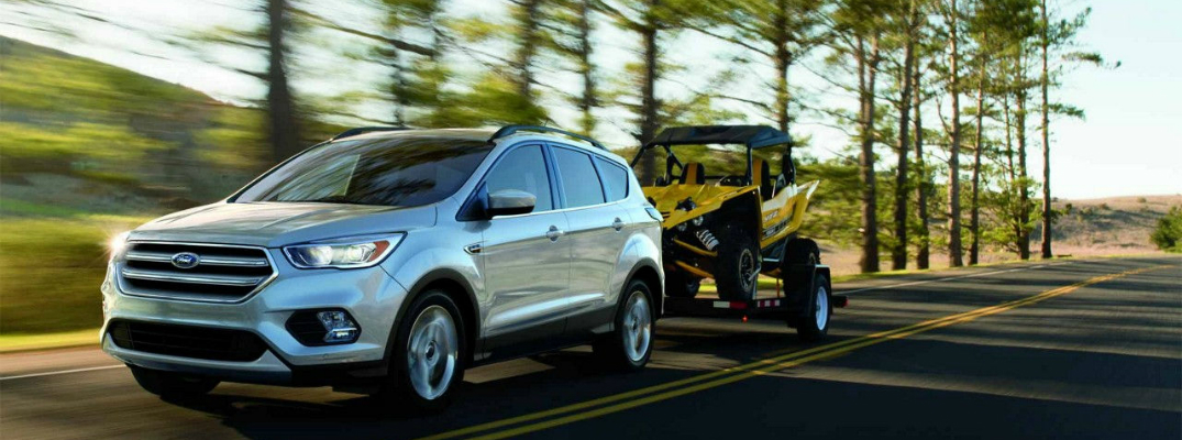Ford Escape Towing Capacity 2017
