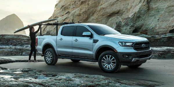 What Is the Off-Road Capability of the 2019 Ford Ranger?