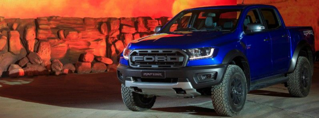 Features of the 2019 Ford Ranger Raptor