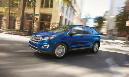 2018 Ford Edge engine options and performance specifications