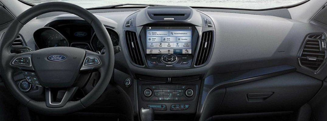 Top Five Tech Innovations on 2018 Ford SUVs