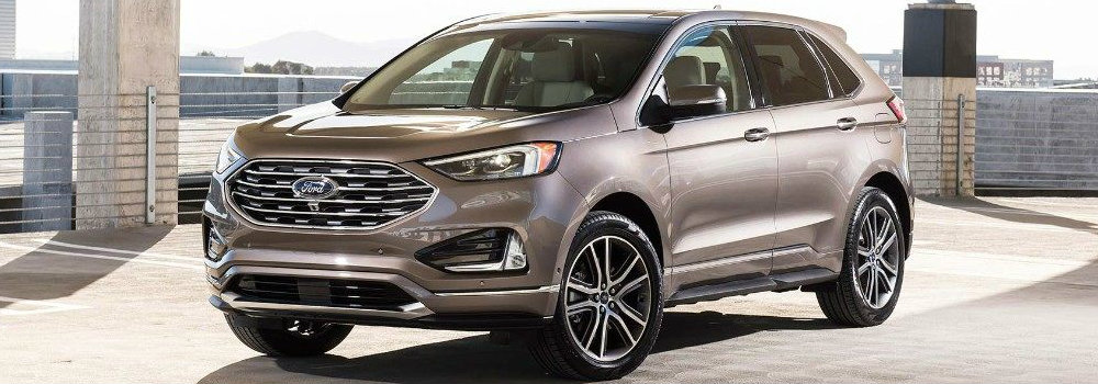 Exterior Design Updates On The  Ford Edge