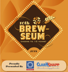 Clark Knapp Honda Sponsors the 10th Annual Night at the Brew-Seum!