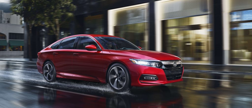 Honda Accord Earns 2020 Kelley Blue Book 5-Year Cost to Own Mid-Size Car Award