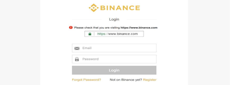 How To Create An Account On Binance