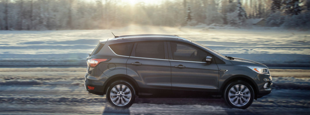 Four-wheel drive capability helps make 2017 Ford Escape a top pick