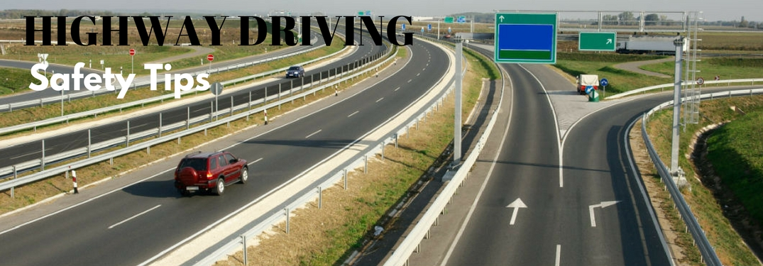 Highway Driving Tips and Rules to Follow
