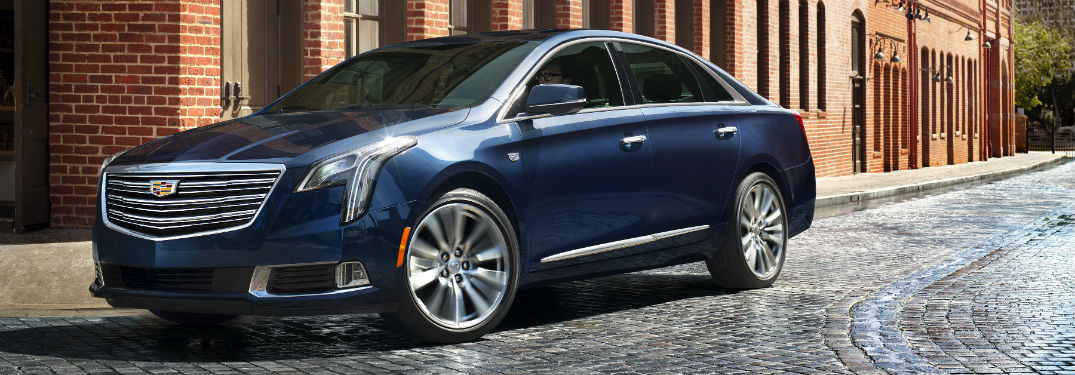 2019 Cadillac XTS Specs Features