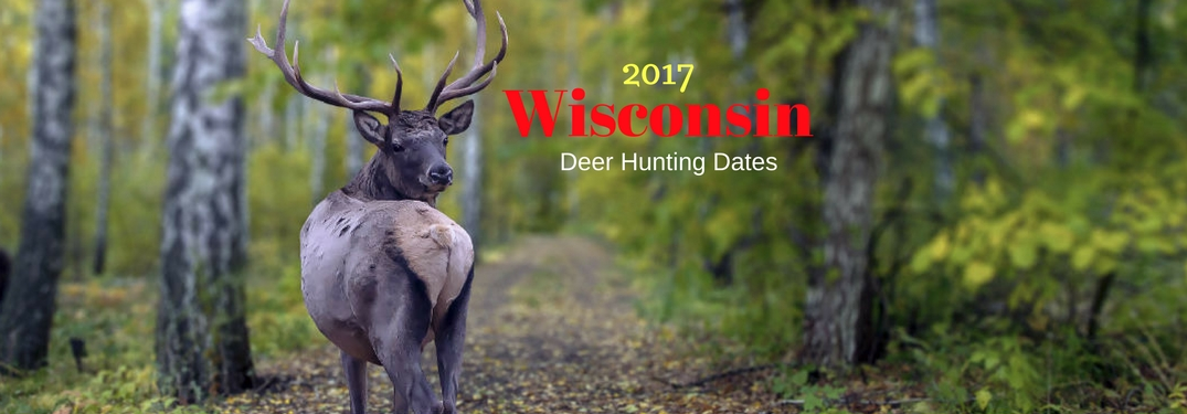 what are the 2017 milwaukee wi area deer hunting dates. Black Bedroom Furniture Sets. Home Design Ideas