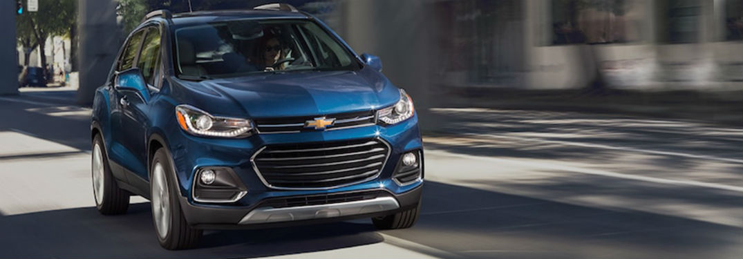 The Exciting Specs Features Of The 2018 Chevrolet Trax