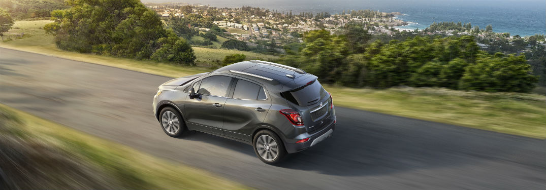 2019 Buick Encore engine performance specs