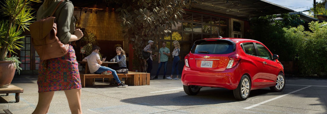 What Are The Performance Efficiency Specs Of The 2019 Chevy Spark