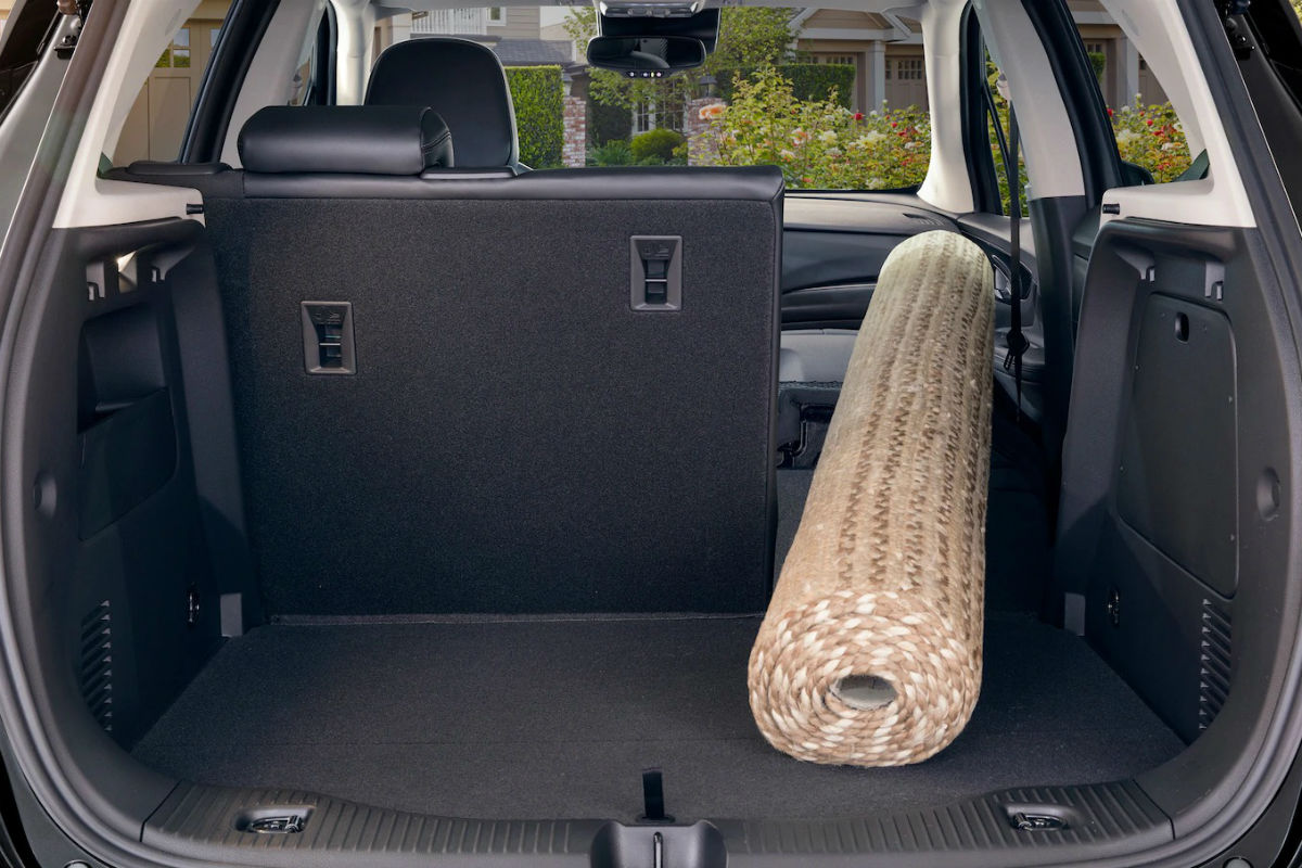 How Much Cargo Space Does The 2019 Buick Encore Have