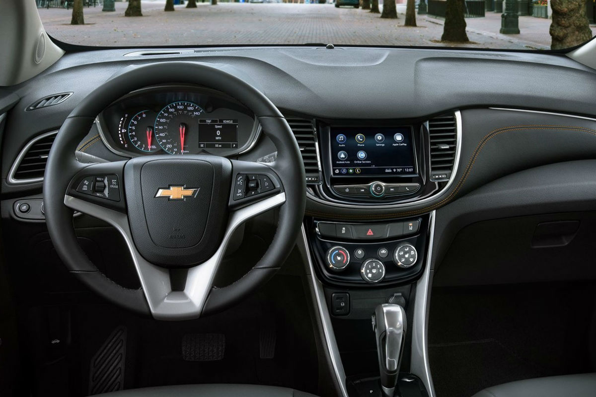 What Are The 2019 Chevrolet Trax Passenger Cargo Space Specs