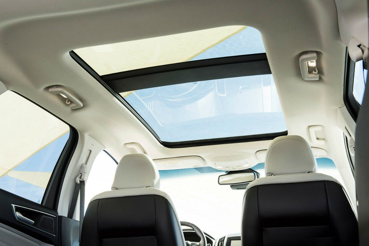 How Much Interior Space Does The 2019 Ford Edge Have