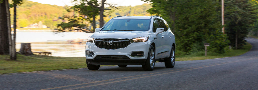 2019 Buick Enclave seating capacity