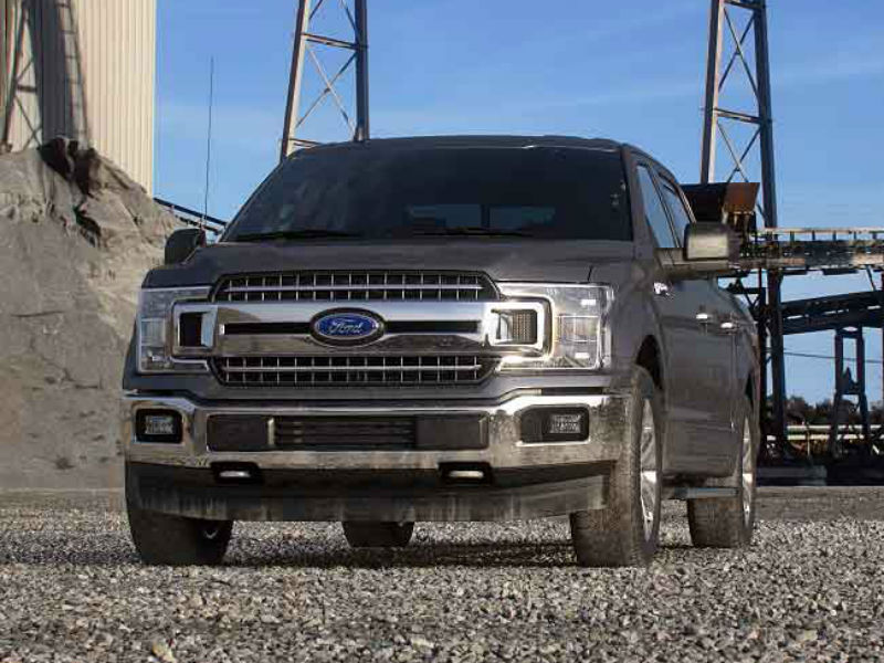 2019 Ford F-150 in Abyss Gray