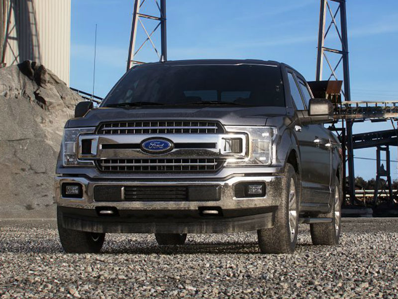 2019 Ford F-150 in Magnetic