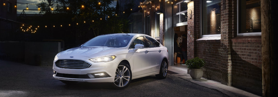 2019 Ford Fusion engine performance
