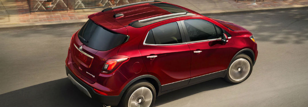 What's Inside the 2019 Encore?