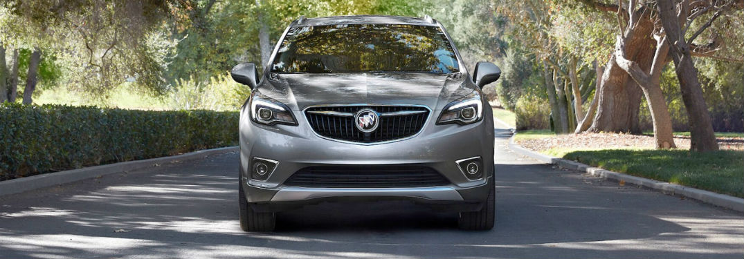 How much room is there in the 2020 Buick SUVs?