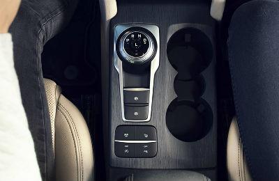 2020 Ford Escape interior gear shift knob