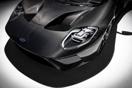 closeup of fort gt carbon