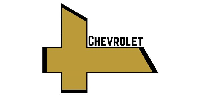 chevrolet modern logo redesign