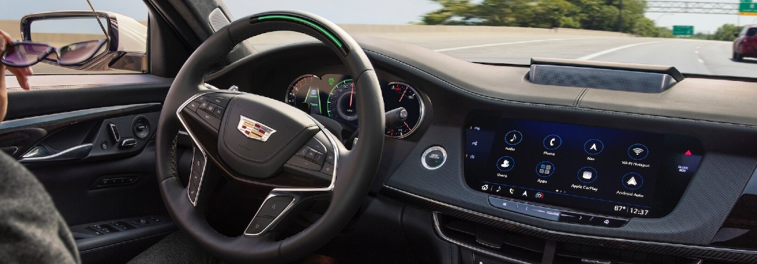 Cadillac Super Cruise Is Paving the Future of Autonomous Driving