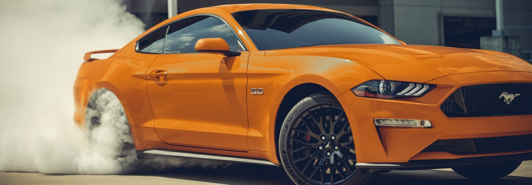 How fast is the 2020 Ford Mustang?